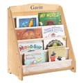Guidecraft Personalized Expressions Book Display; Natural