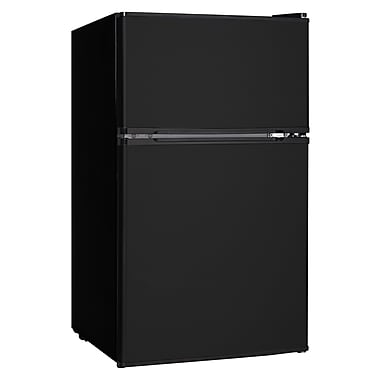 Midea Electric 3.1 Cu. Ft. Compact Refrigerator; Black