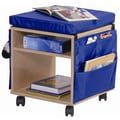 Steffy Mobile Classroom Stool and Storage