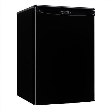 Danby 2.5 Cu. Ft. All Compact Refrigerator; Black