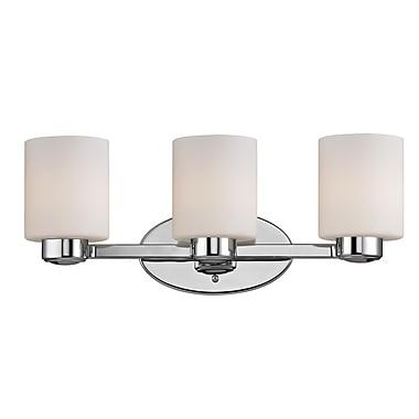 Dolan Designs Brookings 3-Light Vanity Light; Chrome