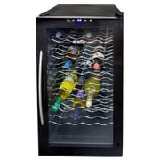 NewAir 28 Bottle Single Zone Thermoelectric Wine Refrigerator
