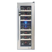 Vinotemp 21 Bottle Dual Zone Thermoelectric Wine Refrigerator