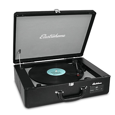ElectroHome Archer Vinyl Turntable Stereo System
