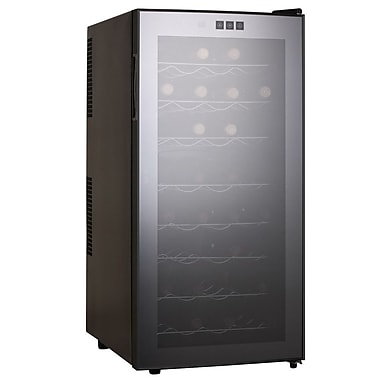 Kingsbottle 32 Bottle Single Zone Freestanding Wine Refrigerator