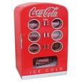 Koolatron Coca Cola Retro Vending Compact Refrigerator