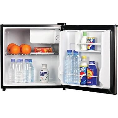 Magic Chef 1.7 Cu. Ft. Compact Refrigerator; Black