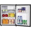 Magic Chef 2.4 Cu. Ft. Compact Refrigerator; Black