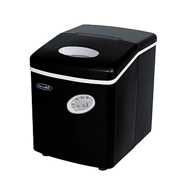 NewAir Portable Ice Maker; Black