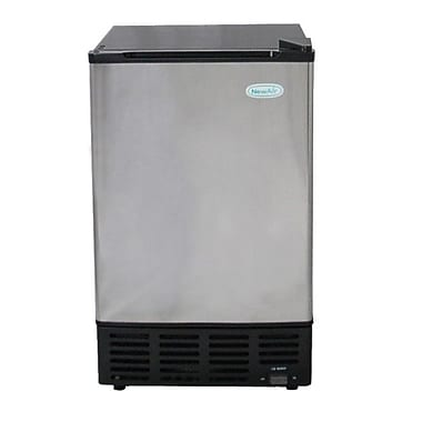 NewAir 12 lb Under Counter Ice Maker