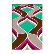iCanvas Modern Flow Graphic Art on Canvas; 40'' H x 26'' W x 0.75'' D