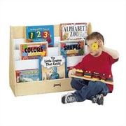 Jonti-Craft 24'' Small 1 Sided Pick-a-Book Stand