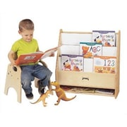 Jonti-Craft 25'' Toddler Pick-a-Book Stand