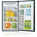 Midea Electric 3.3 Cu. Ft. Compact Refrigerator; Black