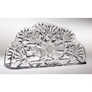 Majestic Crystal 6'' Crystal Napkin Holder