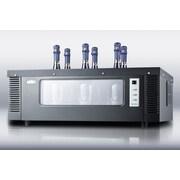 Summit Appliance 6 Bottle Single Zone Thermoelectric Wine Refrigerator