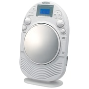 Jensen AM/FM Stereo Shower Radio and CD Player