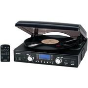 Jensen 3-Speed Stereo Turntable