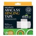 Lineco Abaca.Sa Self-Adhesive Hinging Tape