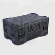 SKB 33Mil-Standard Roto Case: 40'' L x 24''  W x 24'' H (inside); Layered foam