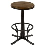 Hillsdale Rivage 26'' Swivel Bar Stool