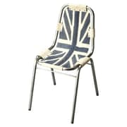 Butler Loft Shelton Denim Side Chair