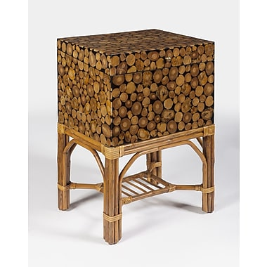 Butler Designer's Edge Bali Rattan File Chest