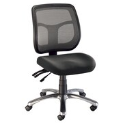 Alvin and Co. Mesh Back Argentum Task Chair
