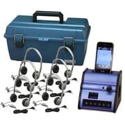 Hamilton Digital Audio Hub / iPod Listening Center with MS2LV Headphones