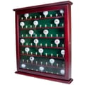 Golf Gifts & Gallery 63 Ball Display Cabinet with Door