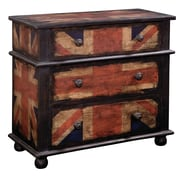Bassett Mirror Union Jack Chest