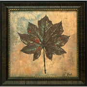 Artistic Reflections Maple III Framed Painting Print