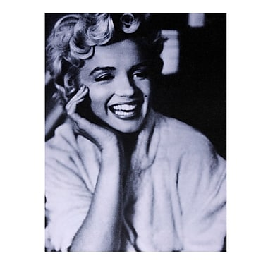 Amrita Singh Marilyn 1954 Wrapped Photographic Print on Canvas