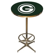 Imperial NFL Pub Table; Green Bay Packers