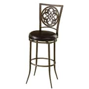Hillsdale Marsala 30'' Swivel Bar Stool w/ Cushion