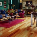 Anderson Floors Jacks Creek 2-1/4'' Solid Hickory Flooring in Natural