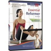 STOTT PILATES 3rd Edition Essential Reformer DVD (Set of 2)