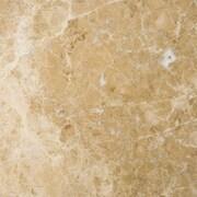 Emser Tile Natural Stone 12'' x 12'' Marble Field Tile in Emperador Light