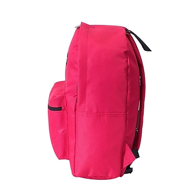 Everest Basic Backpack; Hot Pink