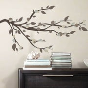Room Mates Deco 33 Piece Mod Branch Wall Decal