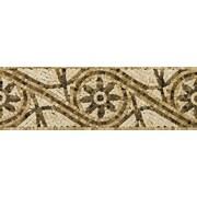 Emser Tile Natural Stone 12'' x 4'' Honed Marble Rieti Listello