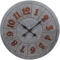 Wilco Oversized 32'' Wall Clock