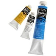 Winsor & Newton Artisan Water Mixable Oil Color Paint Tube (Set of 3); Titanium White