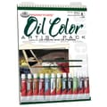 Royal & Langnickel Essentials Artist Pack Paper and Media Oil Color