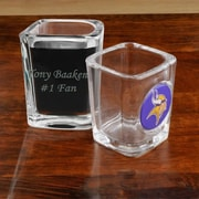 JDS Personalized Gifts NFL Shot Glass; Oakland Raiders