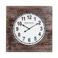 Privilege Oversized 31.5'' Wall Clock