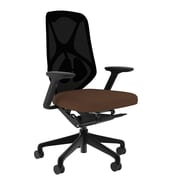 Compel Office Furniture Suit Mesh Task Chair with Arms; Honeycomb