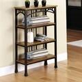Home Styles Modern Craftsman 4 Tier Shelf