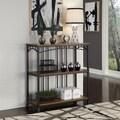 Home Styles Modern Craftsman 3 Tier Multi-Function Shelves