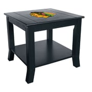 Imperial NHL End Table; Chicago Blackhawks